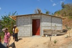 The finished house for Marquitos parents, Marco & Doris