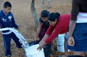 Life giving clean water!