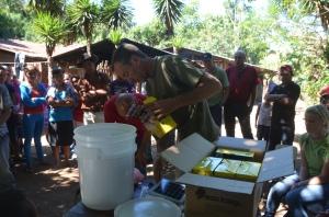 Our Village Empowerment Program in El Gigante