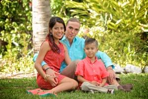 Zack, Amelia and Lisandro