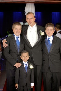 Brothers... son... nephews... uncles... so much has changed... love it.