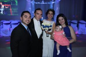 Jose Juan, Irene and Paula <3